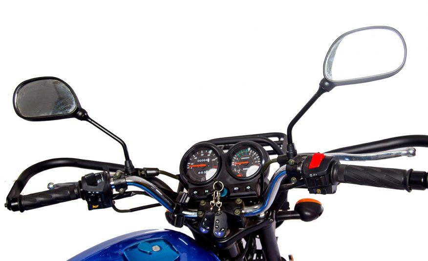 UG Boss 125cc City