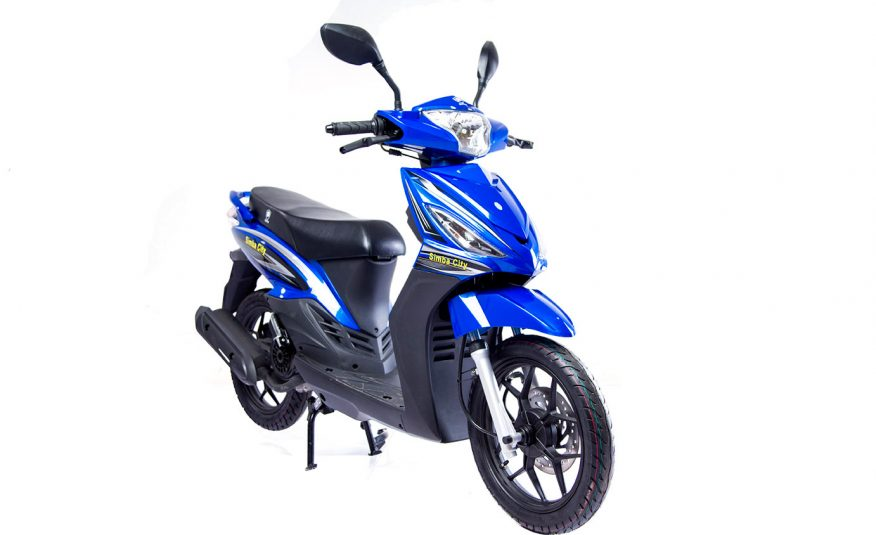Scooter City 125