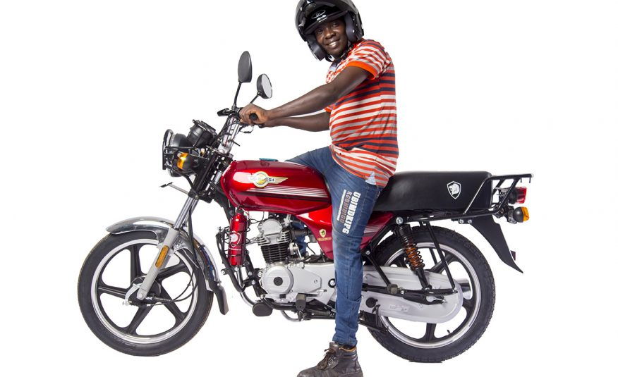 UG Boss+ 100cc